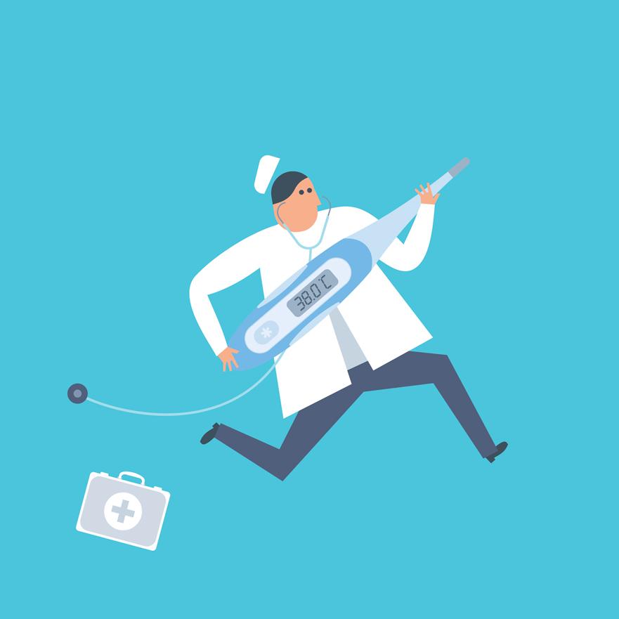 retos en el sector sanitario