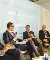 Mesa redonda Situación de la salud: retos, perspectivas de futuro y empleo en el sector