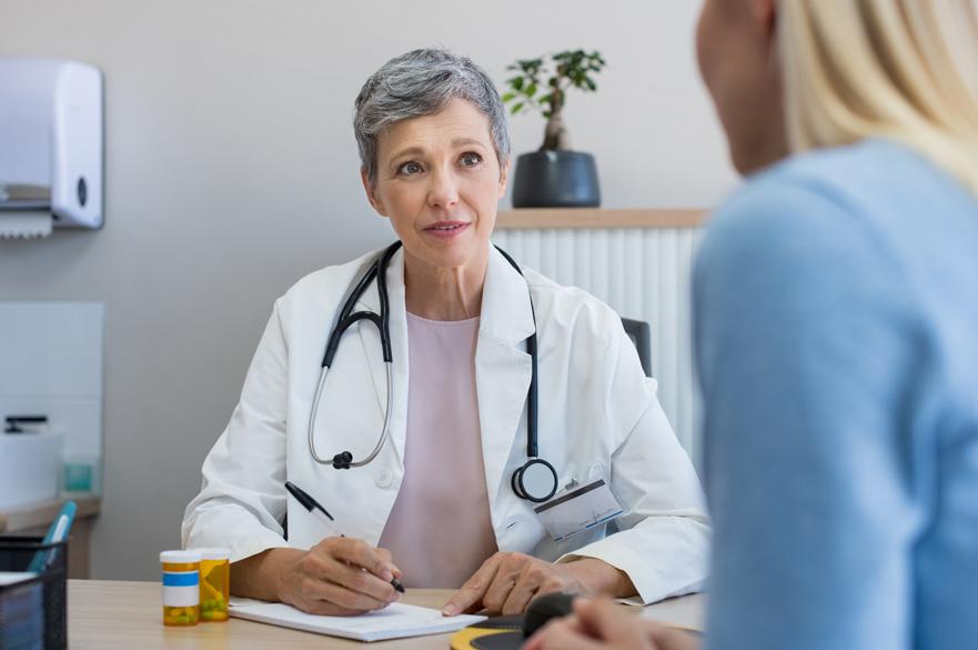 empleo en el sector salud