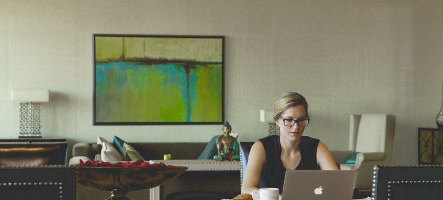 trabajar desde casa como freelance