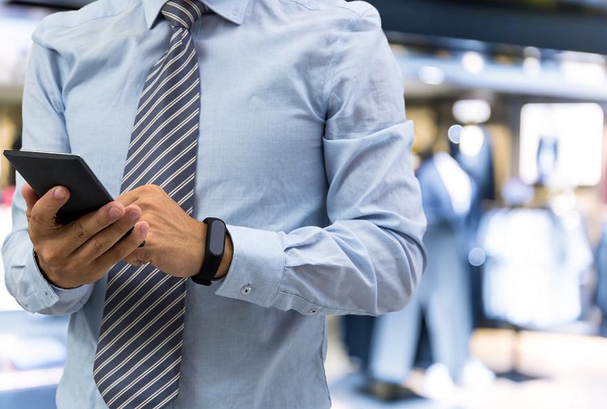 hiperconectividad y weareables