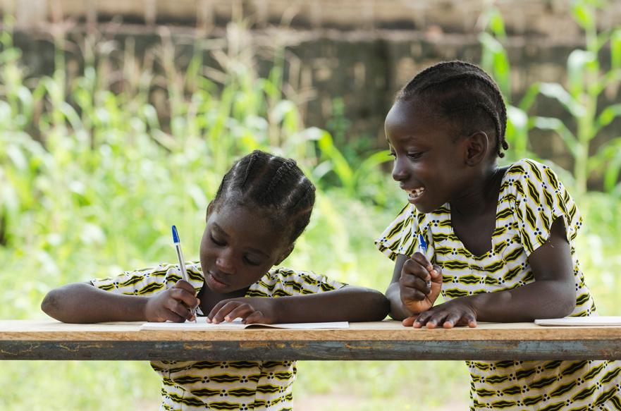 Trabajar en Malí