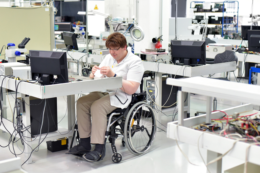"""""""Empleo"""", el deseo que más se repite en las personas con discapacidad"""