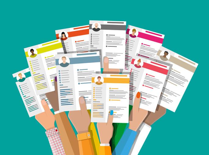 ejemplos de CV internacional