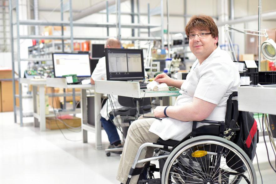 Encontrar trabajo si tienes discapacidad