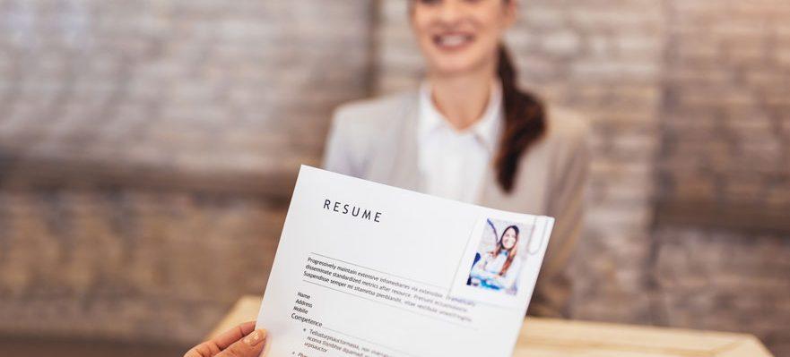 Cómo hacer un currículum de ventas