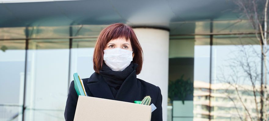 Afrontar el despido en la pandemia