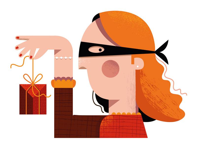 Organizar regalos de empresa en Navidades
