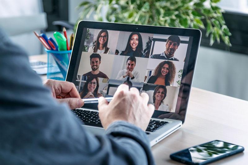 Preparando técnicamente la reunión on-line
