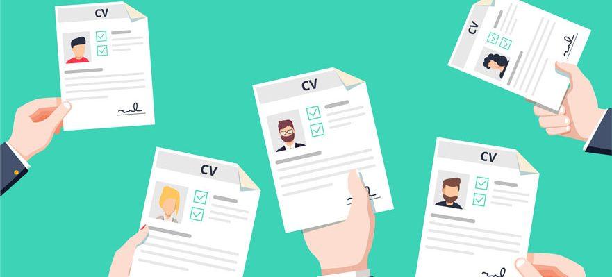 plantillas para presentar tu CV en 2021