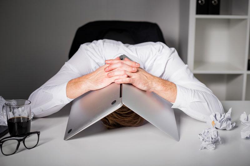 Adicción al trabajo, ¿cómo frenarla?