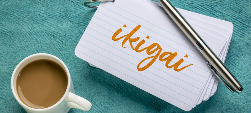 Descubre tu ikigai para conseguir dedicarte a lo que te apasiona