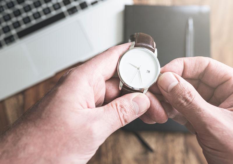 Las consecuencias del cambio de hora sobre la productividad