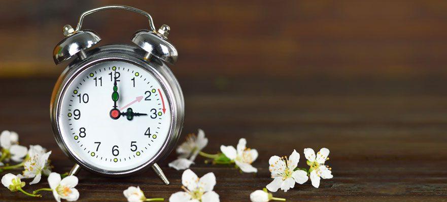 Cómo afecta el cambio de hora a tu rendimiento profesional