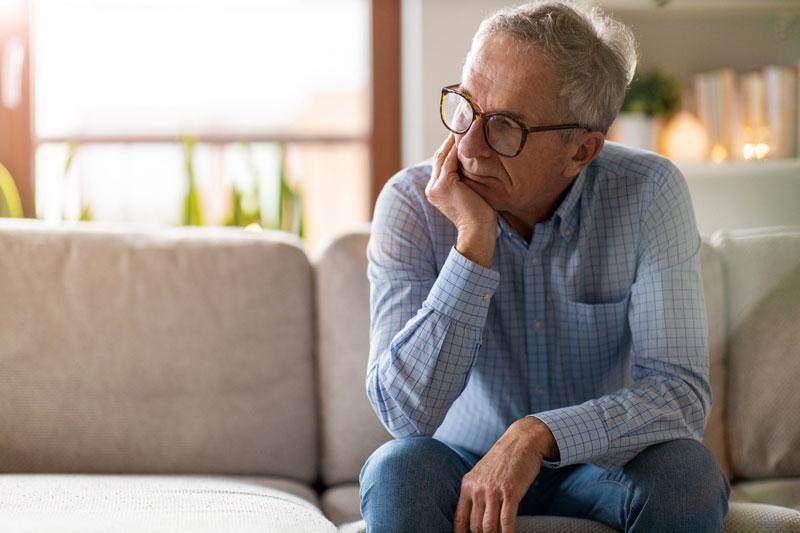 La baja por depresión: duración, tipos y trámites