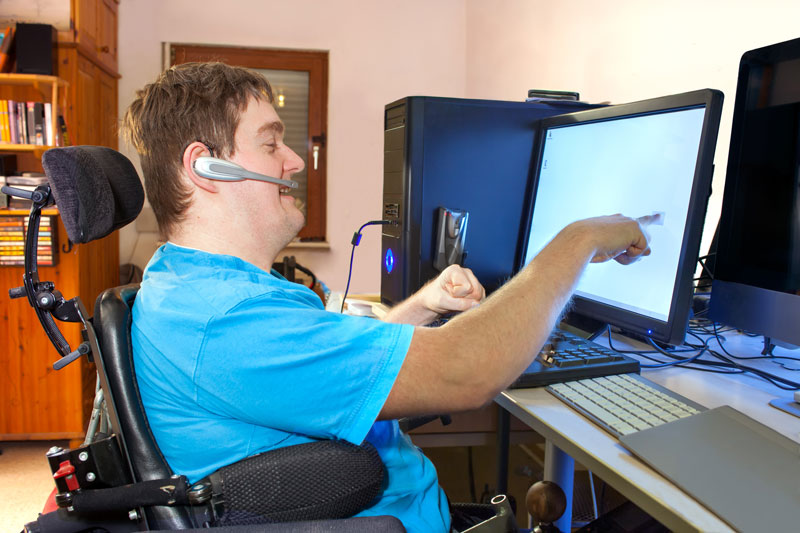 People with disabilities and employment