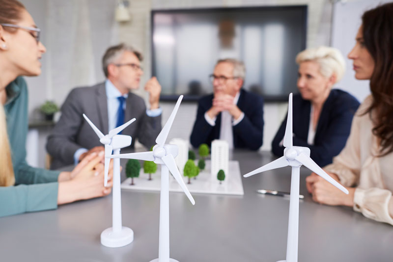 The demand for employment in sustainability and the environment intensifies