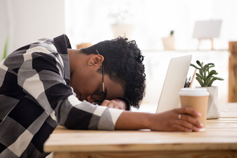 Nightmares as Back-to-Work Stress Disorders