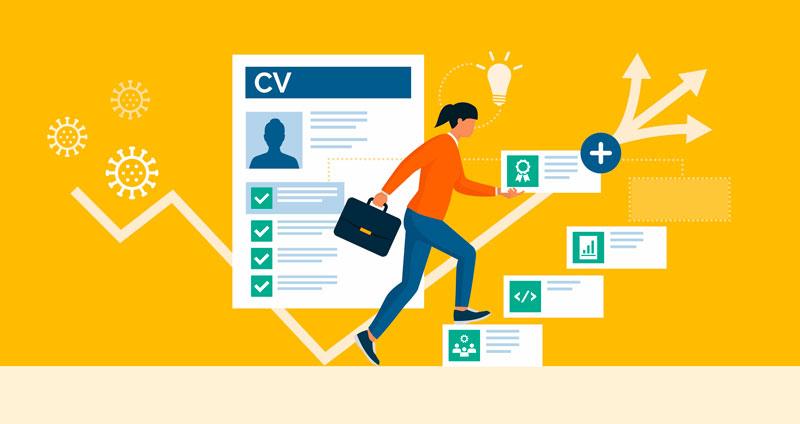 The keys to writing a CV